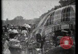 Image of women wearing hats Paris France, 1900, second 21 stock footage video 65675040595