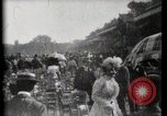 Image of women wearing hats Paris France, 1900, second 24 stock footage video 65675040595