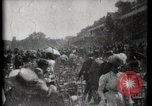 Image of women wearing hats Paris France, 1900, second 28 stock footage video 65675040595