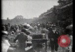 Image of women wearing hats Paris France, 1900, second 29 stock footage video 65675040595