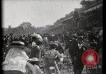 Image of women wearing hats Paris France, 1900, second 30 stock footage video 65675040595