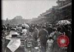 Image of women wearing hats Paris France, 1900, second 33 stock footage video 65675040595