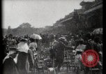 Image of women wearing hats Paris France, 1900, second 35 stock footage video 65675040595