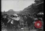 Image of women wearing hats Paris France, 1900, second 37 stock footage video 65675040595