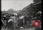 Image of women wearing hats Paris France, 1900, second 38 stock footage video 65675040595