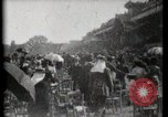 Image of women wearing hats Paris France, 1900, second 39 stock footage video 65675040595
