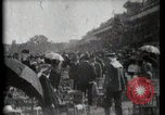 Image of women wearing hats Paris France, 1900, second 40 stock footage video 65675040595