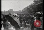 Image of women wearing hats Paris France, 1900, second 41 stock footage video 65675040595
