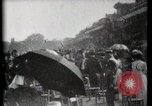 Image of women wearing hats Paris France, 1900, second 42 stock footage video 65675040595