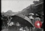 Image of women wearing hats Paris France, 1900, second 43 stock footage video 65675040595