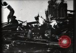 Image of Ruins on broadway Galveston Texas USA, 1900, second 4 stock footage video 65675040597