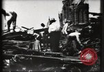 Image of Ruins on broadway Galveston Texas USA, 1900, second 14 stock footage video 65675040597