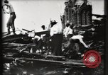 Image of Ruins on broadway Galveston Texas USA, 1900, second 15 stock footage video 65675040597