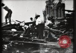 Image of Ruins on broadway Galveston Texas USA, 1900, second 16 stock footage video 65675040597