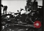 Image of Ruins on broadway Galveston Texas USA, 1900, second 17 stock footage video 65675040597