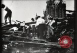 Image of Ruins on broadway Galveston Texas USA, 1900, second 22 stock footage video 65675040597