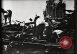 Image of Ruins on broadway Galveston Texas USA, 1900, second 26 stock footage video 65675040597