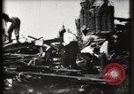 Image of Ruins on broadway Galveston Texas USA, 1900, second 32 stock footage video 65675040597