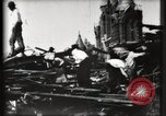 Image of Ruins on broadway Galveston Texas USA, 1900, second 37 stock footage video 65675040597