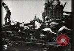 Image of Ruins on broadway Galveston Texas USA, 1900, second 39 stock footage video 65675040597