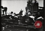 Image of Ruins on broadway Galveston Texas USA, 1900, second 40 stock footage video 65675040597