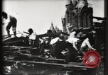 Image of Ruins on broadway Galveston Texas USA, 1900, second 42 stock footage video 65675040597