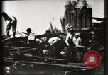 Image of Ruins on broadway Galveston Texas USA, 1900, second 43 stock footage video 65675040597