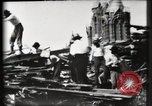 Image of Ruins on broadway Galveston Texas USA, 1900, second 44 stock footage video 65675040597