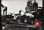 Image of Ruins on broadway Galveston Texas USA, 1900, second 46 stock footage video 65675040597