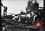 Image of Ruins on broadway Galveston Texas USA, 1900, second 49 stock footage video 65675040597