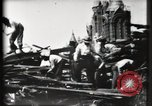 Image of Ruins on broadway Galveston Texas USA, 1900, second 50 stock footage video 65675040597