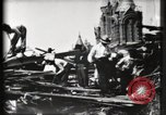 Image of Ruins on broadway Galveston Texas USA, 1900, second 51 stock footage video 65675040597
