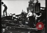 Image of Ruins on broadway Galveston Texas USA, 1900, second 52 stock footage video 65675040597