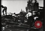 Image of Ruins on broadway Galveston Texas USA, 1900, second 53 stock footage video 65675040597