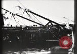 Image of water front Galveston Texas USA, 1900, second 12 stock footage video 65675040602