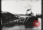 Image of water front Galveston Texas USA, 1900, second 26 stock footage video 65675040602