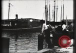 Image of water front Galveston Texas USA, 1900, second 41 stock footage video 65675040602