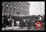 Image of Immigrants arriving at Ellis Island New York City USA, 1906, second 6 stock footage video 65675040611