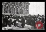 Image of Immigrants arriving at Ellis Island New York City USA, 1906, second 8 stock footage video 65675040611
