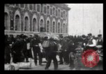 Image of Immigrants arriving at Ellis Island New York City USA, 1906, second 13 stock footage video 65675040611