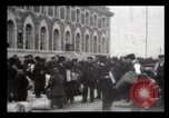Image of Immigrants arriving at Ellis Island New York City USA, 1906, second 15 stock footage video 65675040611