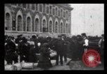 Image of Immigrants arriving at Ellis Island New York City USA, 1906, second 19 stock footage video 65675040611