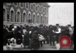 Image of Immigrants arriving at Ellis Island New York City USA, 1906, second 20 stock footage video 65675040611