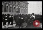 Image of Immigrants arriving at Ellis Island New York City USA, 1906, second 22 stock footage video 65675040611