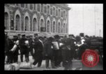 Image of Immigrants arriving at Ellis Island New York City USA, 1906, second 23 stock footage video 65675040611