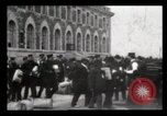 Image of Immigrants arriving at Ellis Island New York City USA, 1906, second 24 stock footage video 65675040611