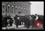 Image of Immigrants arriving at Ellis Island New York City USA, 1906, second 25 stock footage video 65675040611
