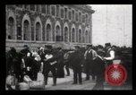 Image of Immigrants arriving at Ellis Island New York City USA, 1906, second 26 stock footage video 65675040611