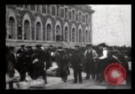 Image of Immigrants arriving at Ellis Island New York City USA, 1906, second 27 stock footage video 65675040611