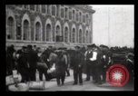 Image of Immigrants arriving at Ellis Island New York City USA, 1906, second 28 stock footage video 65675040611